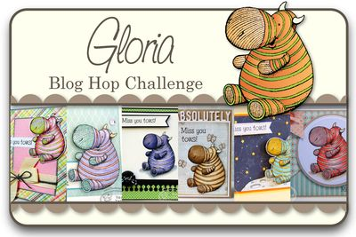 Gloria Blog Hop Challenge