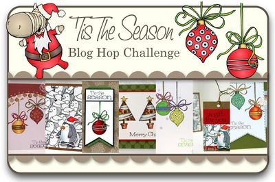 Tis The Season Blog Hop Challenge