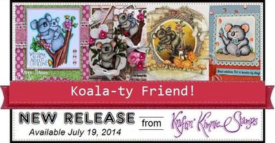 Koala-ty friend graphic