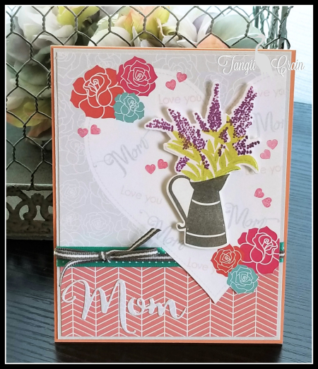 SPD Flowers for Mom  Layers