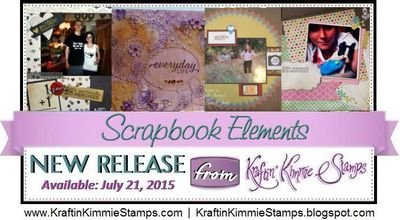 Scrapbook Elements Banner