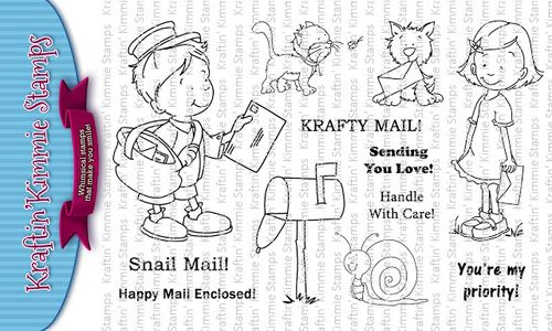 Snail Mail, by Cheryl