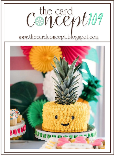 TCC109 - Pineapple Party